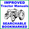 Thumbnail 9N 4-cylinder Tractor Illustrated Parts Catalog Manual -7- Manuals - IMPROVED - DOWNLOAD