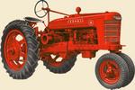 Thumbnail IH Farmall H & HV Illustrated Parts Manual IPC Catalog TC-27