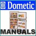 Thumbnail DOMETIC Refrigerator RV Service & Parts Manual Collection of -350- MANUALS - DOWNLOAD