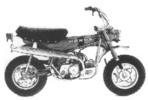 Thumbnail Honda ST50 ST70 CT70 CT70H CT70K1 1969-1982 SERVICE MANUAL - #1 DOWNLOAD