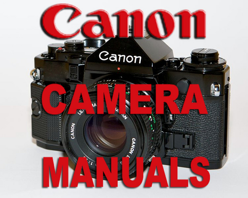 Pay for Canon AT-1 AT1 Camera SERVICE MANUAL & OWNER´S -3- MANUALS - #1 DOWNLOAD