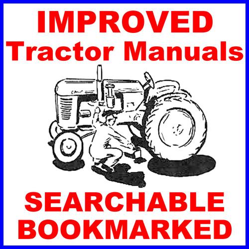 IH McCormick Farm Implements for Farmall Cub Parts Catalog Manual -  IMPROVED - DOWNLOAD