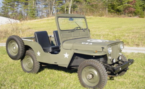 1948 WILLYS-Overland Jeep CJ2A MECHANIC Service SHOP MANUAL - Downl...