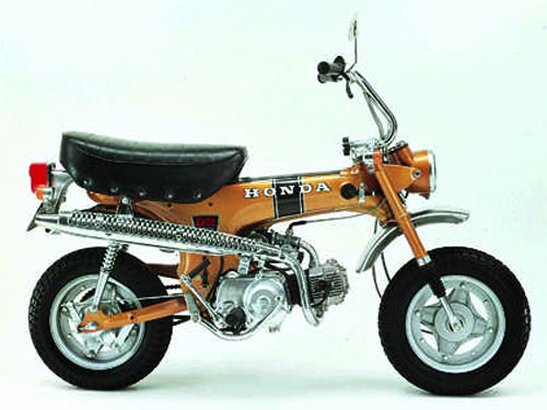 Pay for Honda ST50 Owner´s Manual - #1 DOWNLOAD