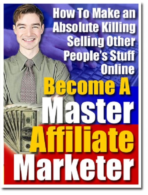 Pay for Become A Master Affiliate Marketer Step-By-Step