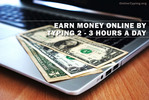 Thumbnail Make 100$ Per Day with Your Typing Skills