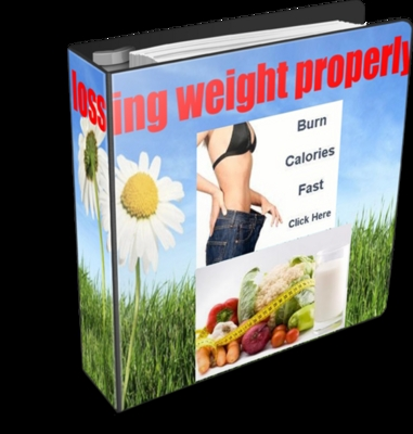 Pay for LOSING WEIGHT PROPERLY