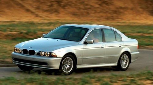 Pay for 1997  2002 BMW 5 SERIES E39 COMPLETE Workshop Service Manua