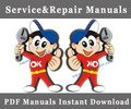 Thumbnail 2004 Kawasaki KX250N Service Repair Manual Download