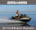 Thumbnail 2002 Sea-Doo Watercraft Service Repair Manual GTX DI / 4-TEC