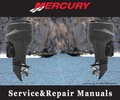 Thumbnail Mercury Outboard 40 45 50/50 Bigfoot 4-stroke Service Manual