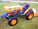 Thumbnail Kubota B5100 B6100 B7100 Tractor Service Repair Manual