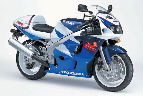 1997 2000 Suzuki Gsxr600 Service Repair Manual Gsx R 600