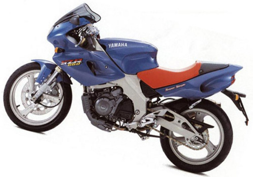 Pay for 1995 Yamaha Szr660 Service Repair  Manual Download SZR-660