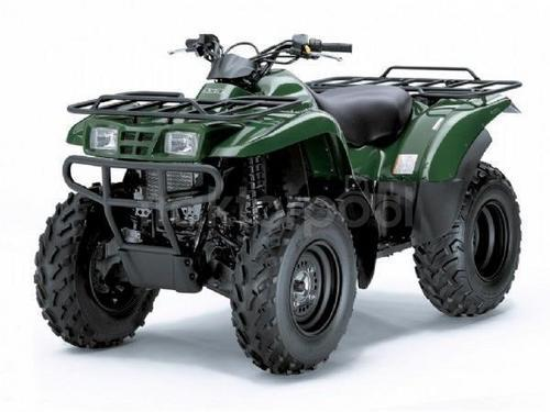 2003 Kawasaki Kvf360 Prairie 360 Service Repair Manual