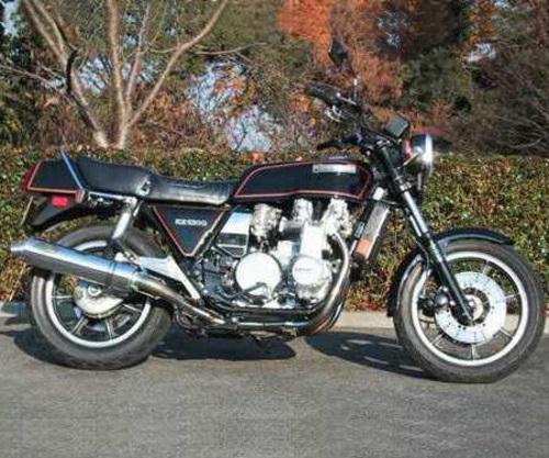1979-1983 Kawasaki Kz1300 Service Repair Manual KZ-1300 ...