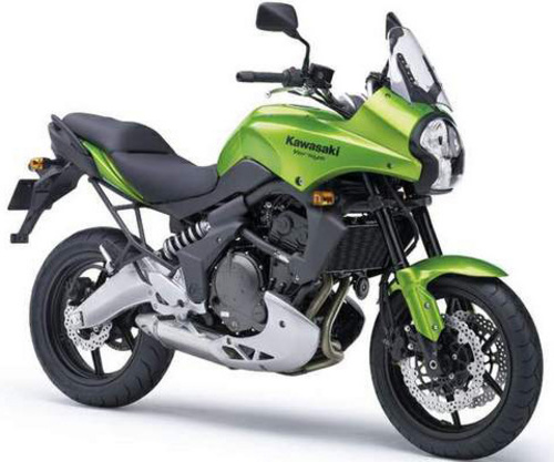 Pay for 2007 Kawasaki Kle650 (KLE-650)  Versys Service Repair Manual