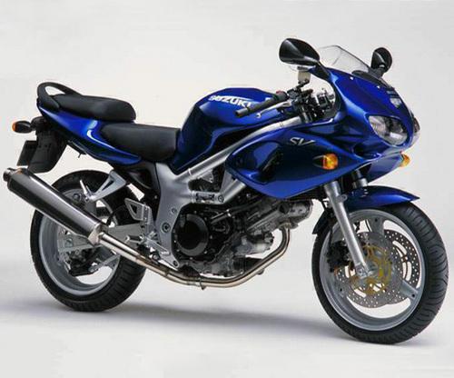 Suzuki X Motorcycle Service Manual