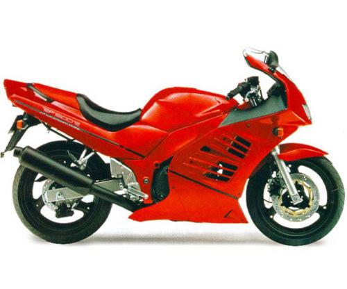 1993 1997 Suzuki Rf600r Service Repair Manual Rf 600r Tradebit