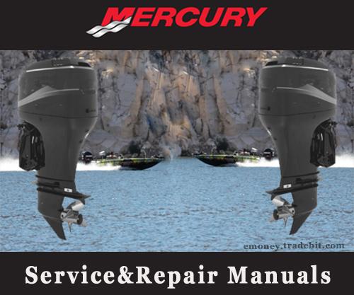 Mercury Outboard 105   140 Jet 135 150 175 200 Service Manual