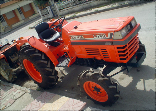 Replacement Parts For L2550 Kubota Tractor : Kubota manual archives pligg