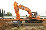 Thumbnail DOOSAN SOLAR 150LC-7A HYDRAULIC EXCAVATOR OPERATION & MAINTENANCE MANUAL