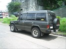 Thumbnail 1989 MITSUBISHI PAJERO SERVICE REPAIR MANUAL