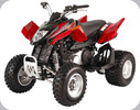 Thumbnail 2007 ARCTIC CAT DVX 250 / 250 Utility ATV SERVICE REPAIR MANUAL