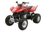 Thumbnail 2008 ARCTIC CAT DVX 250 / 250 Utility ATV SERVICE REPAIR MANUAL