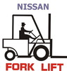 Nissan Forklift Electric 1N1 series Service Repair Manual