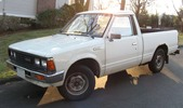 Thumbnail 1982 DATSUN PICK-UP Model 720 Series Service Repair Manual Download