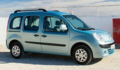 Thumbnail Renault Kangoo II Body Repair Manual