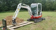 Thumbnail TAKEUCHI TB219 MINI EXCAVATOR SERVICE REPAIR MANUAL