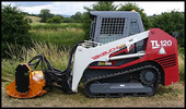 TAKEUCHI TL120 CRAWLER LOADER SERVICE REPAIR MANUAL