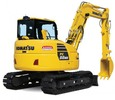 Thumbnail KOMATSU PC88MR-10 HYDRAULIC EXCAVATOR SERVICE REPAIR MANUAL
