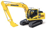 Thumbnail KOMATSU PC170LC-10 HYDRAULIC EXCAVATOR SERVICE REPAIR MANUAL