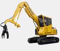 Thumbnail KOMATSU PC240LL-10 LOG LOADER ROAD BUILDER SERVICE REPAIR MANUAL