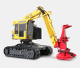 Thumbnail KOMATSU XT430-2, XT430L-2, XT445L-2, XT450L-2 CRAWLER FELLER BUNCHER SERVICE REPAIR MANUAL