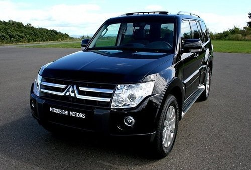 Pay for Mitsubishi Pajero IV Service Repair Manual Download