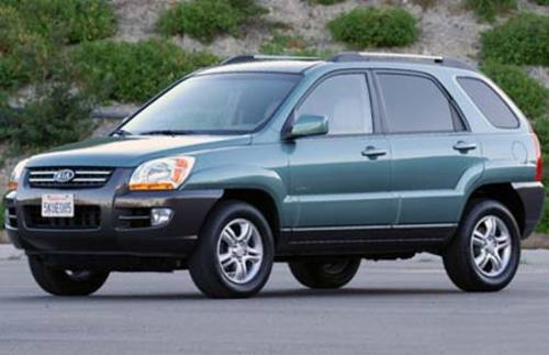 Kia Sportage Service Repair Manual 2006-2007 Download