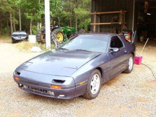 Mazda Rx 7 Service Repair Manual 1986 1988 Download Tradebit