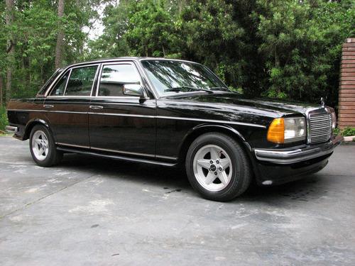 Mercedes benz w123 200d 240d 240td 300d 300td service for Mercedes benz w123