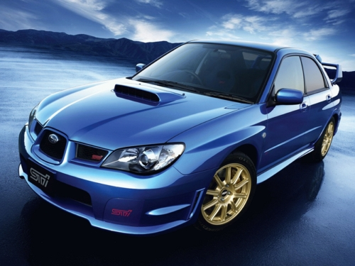 Pay for 2007 Subaru Impreza WRX STi Owners Manual Download