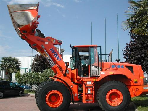 Pay for FIAT KOBELCO W190 EVOLUTION WHEEL LOADER SERVICE REPAIR MANUAL