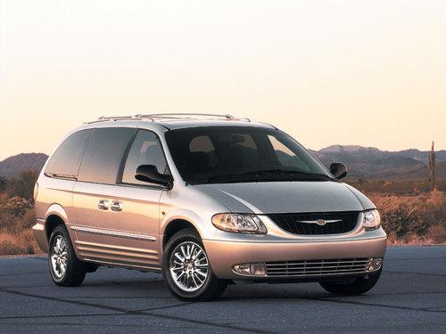 Chrysler Voyager Service Repair Manual 2001