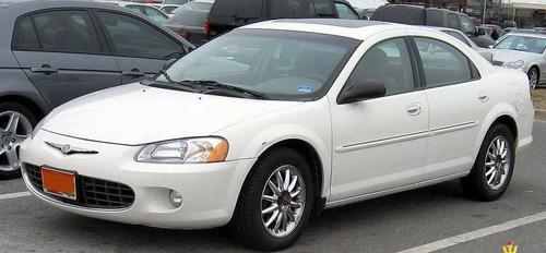 2004 chrysler sebring sedan troubleshooting