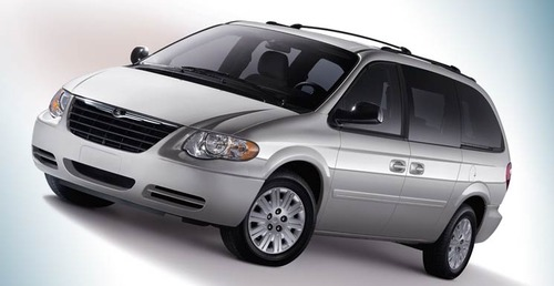 2005 Chrysler Rs Town  U0026 Country  Dodge Caravan And Voyager