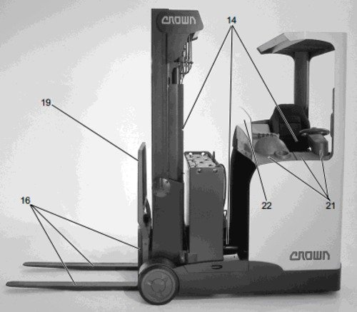 similiar crown forklift repair keywords crown esr4000 series forklift service repair manual manu