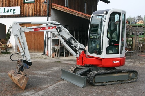 takeuchi tb28fr compact excavator service repair manual. Black Bedroom Furniture Sets. Home Design Ideas