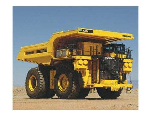 komatsu 730e 8 dump truck field assembly manual download manuals rh tradebit com bell dump truck manual cat articulated dump truck manual
